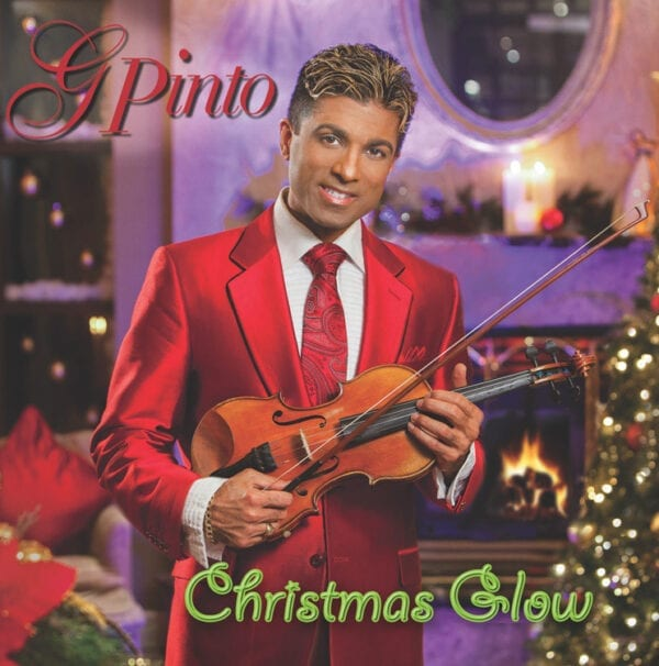 G Pinto - Christmas Glow Album Cover