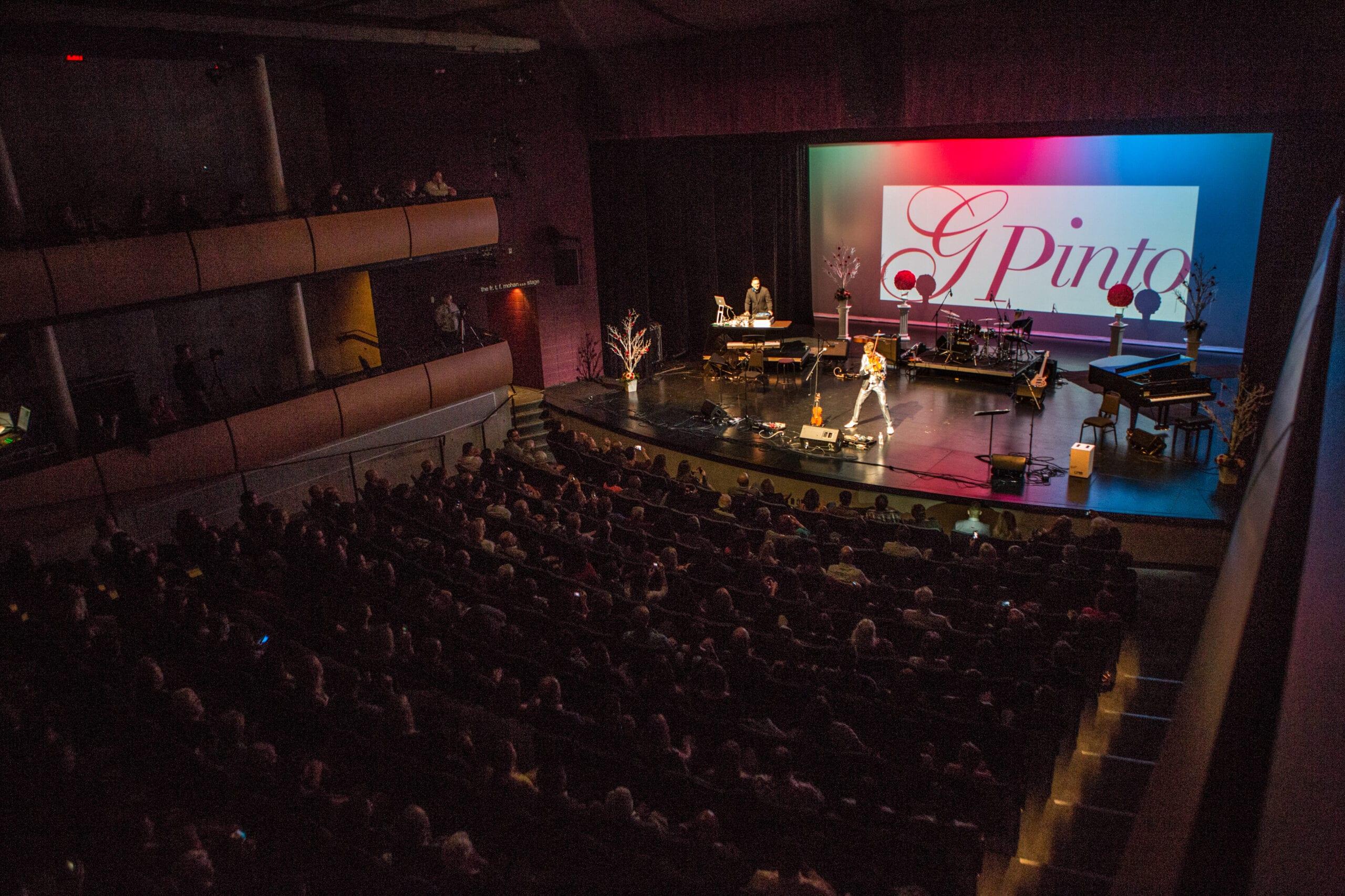 G Pinto - Concert