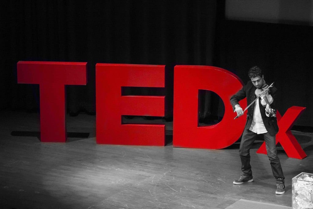 TED Talks - G Pinto