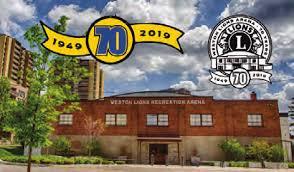 Weston Lions arena