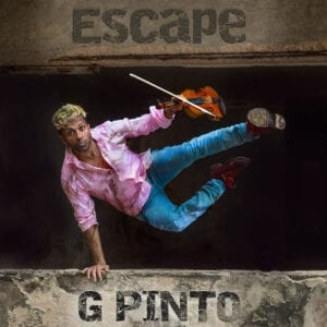 G Pinto - Escape Album Cover