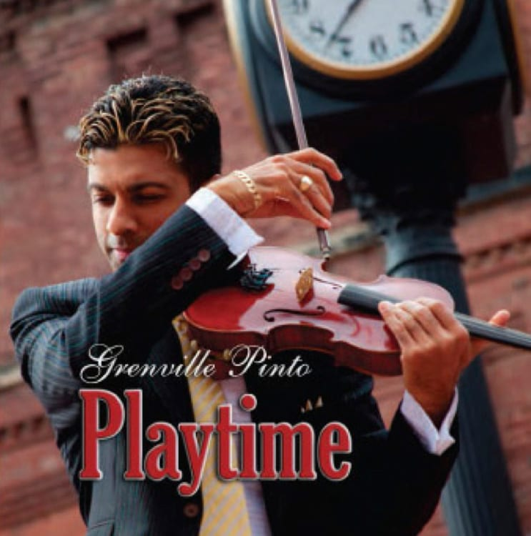 G Pinto - Escape Album Cover